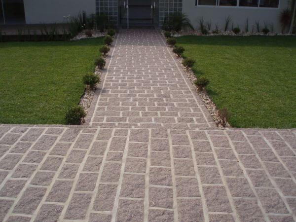 Pedras para PISO em ambientes do lado de fora