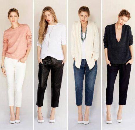 Calças Femininas da MODA (modelitos fashion)