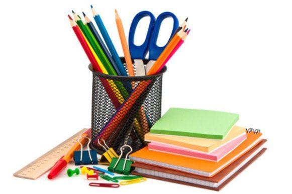 Lista de Material Escolar para Nível Fundamental, ginásio e Ensino Médio