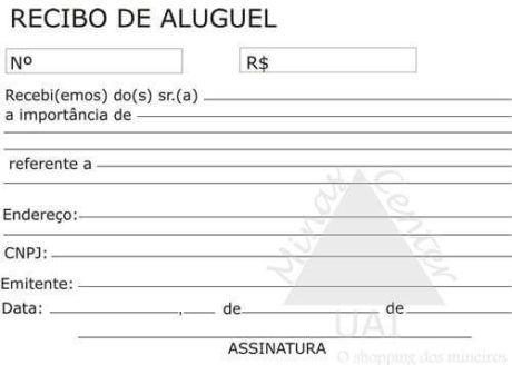 DE BAIXAR RECIBOS ALUGUEL GRATIS