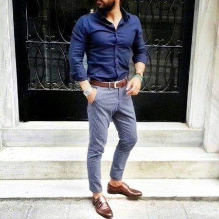 Calça de Alfaiataria Masculina ( Modelos e Estilos )