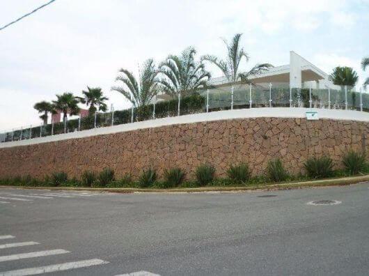 Projetos para MURO DE ARRIMO para contenção