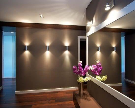Arandelas para decoração de Ambientes ( Quarto, sala, banheiro, Muro )