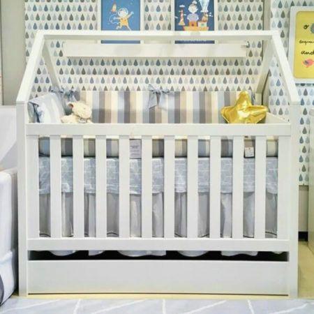 Tipos de Berço para Bebê Modelos e decorações