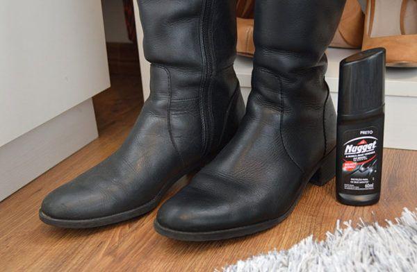 Como hidratar o couro da Bota, do Sapato, passo a passo