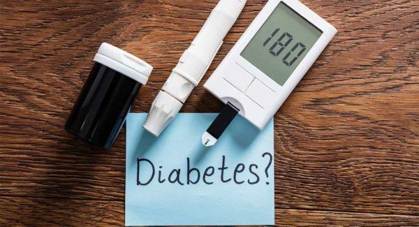 Diabetes Mellitus muita Informação sobre os Tipos 1 e 2