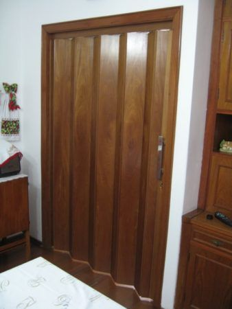 Porta Sanfonada Modelos, cores, Preços