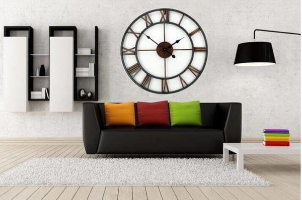 Modelos de Relógio Grande de Parede, Fotos